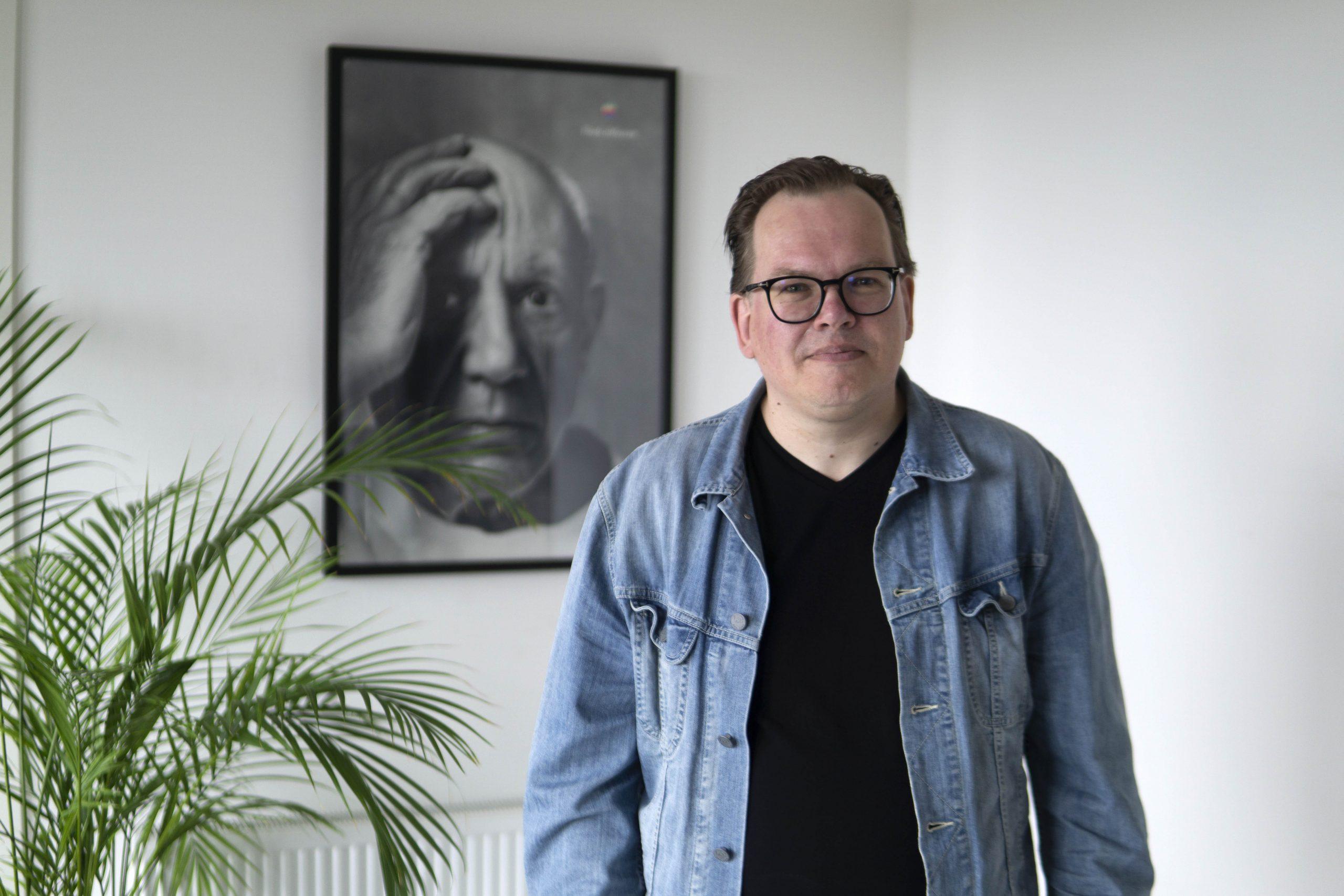 Wilfried Damman Persfoto 2020
